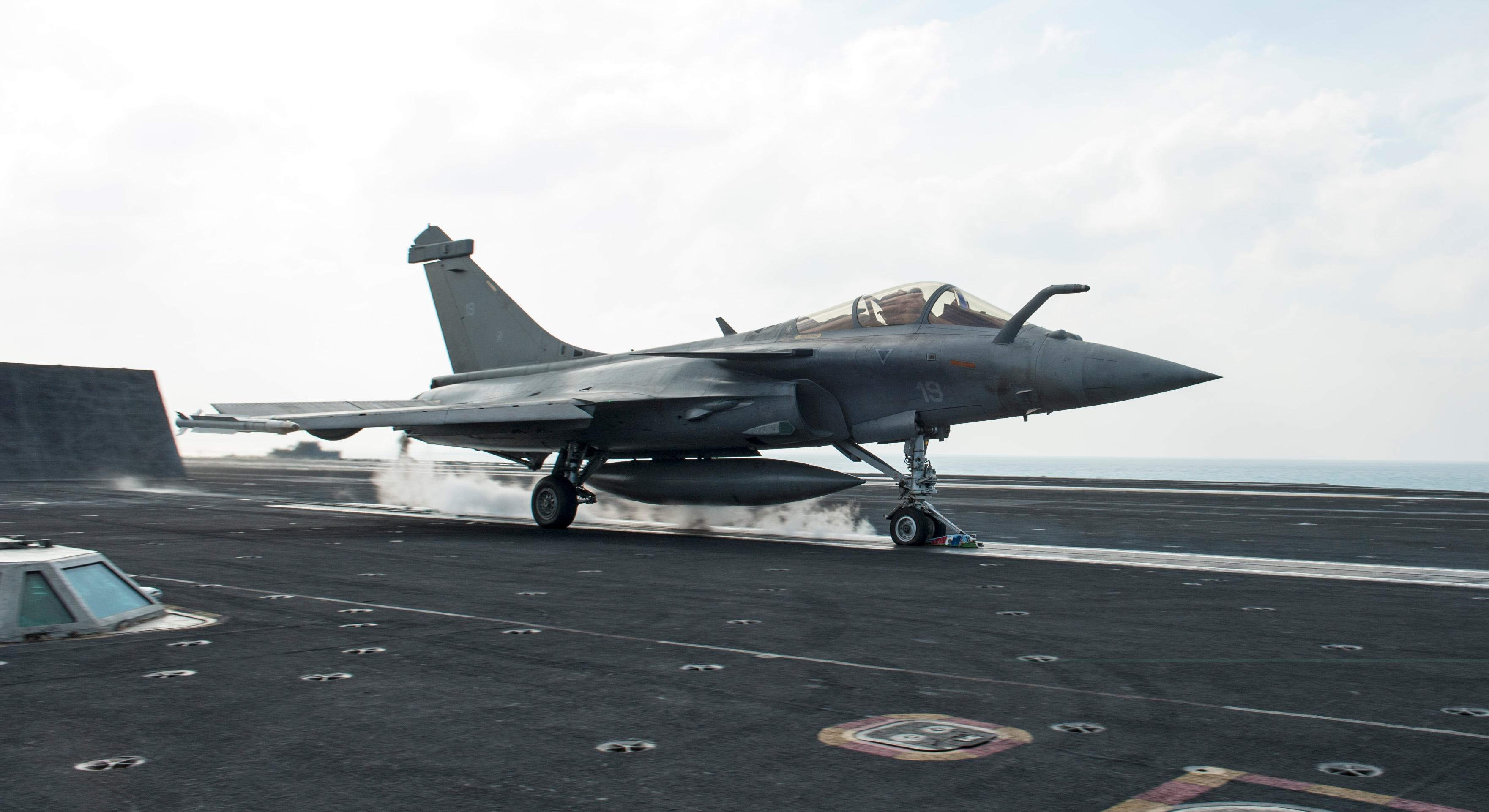 Is it anti-national to not produce Rafale fighter in collaboration with HAL?