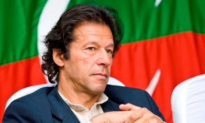 Pakistan Tehreek-i-Insaf (PTI) party supremo Imran Khan is facing another controversial battle ahead of general elections in Pakistan on July 25. Pic for representational purpose only.