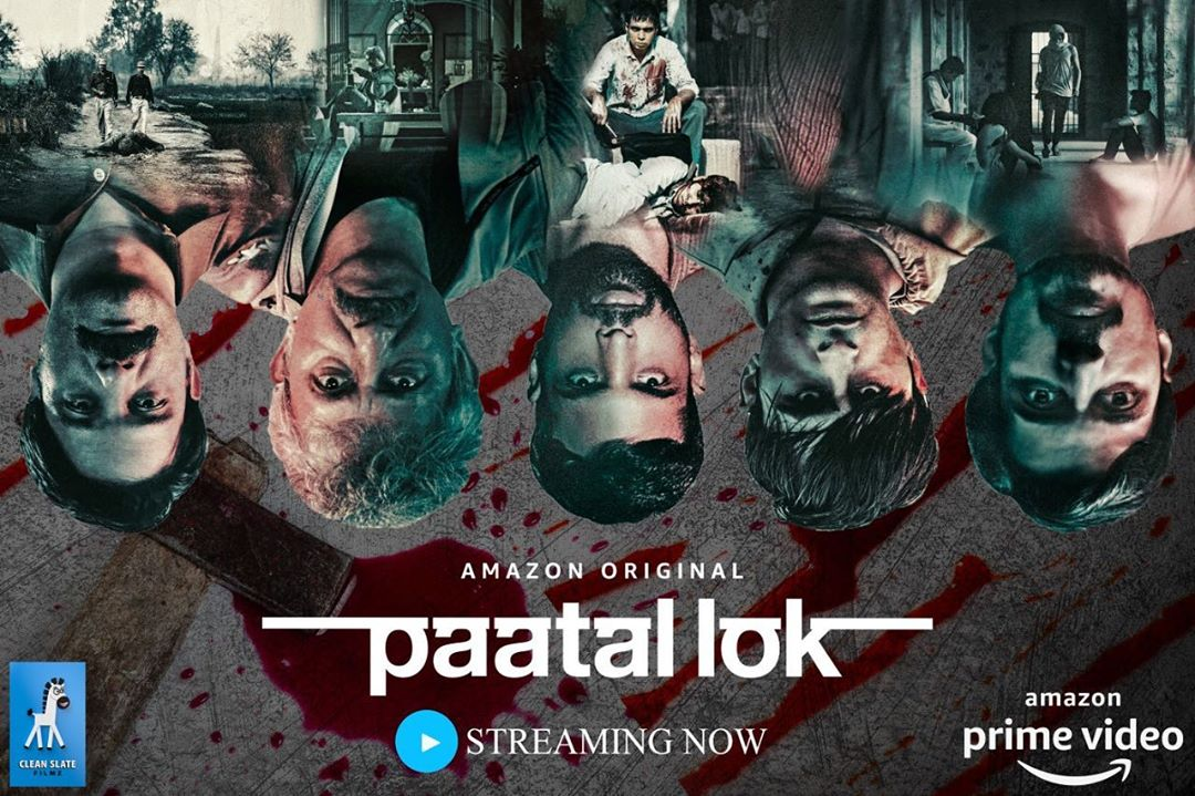 Paatal lok : Gripping tale of Crime, Politics and everything in between