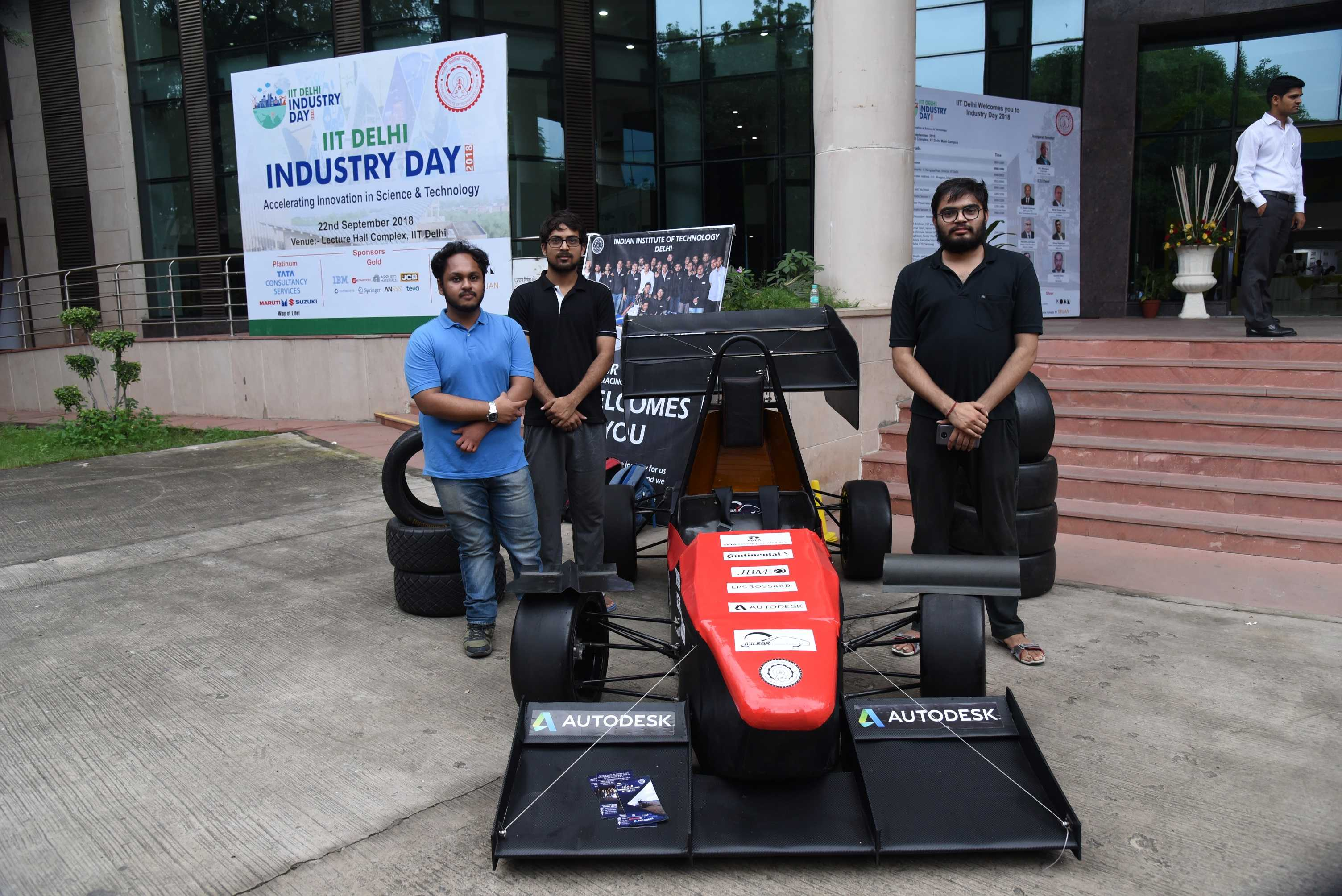 Engineering the future at IIT Industry Day 2018