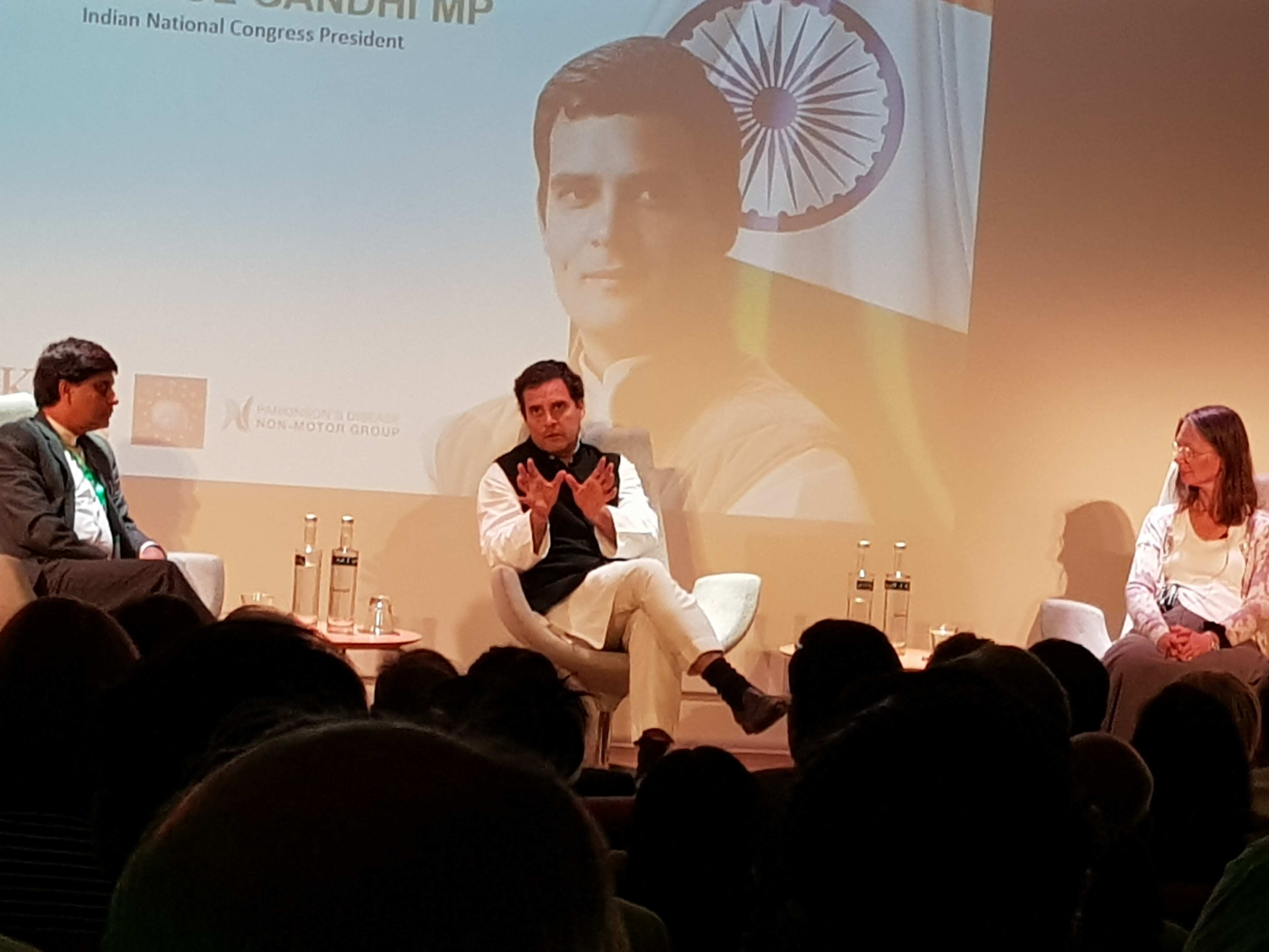 Rahul Gandhi blames concentration of power for poor healthcare in India