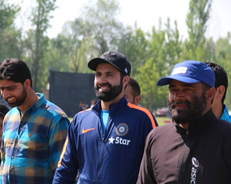 Mismanagement hindering progress of cricket in Jammu and Kashmir