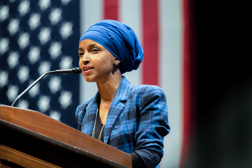 Did Ilhan Omar stir the hornets nest?