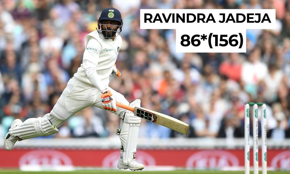 England vs India: Ravindra Jadeja scripts a resurrection act