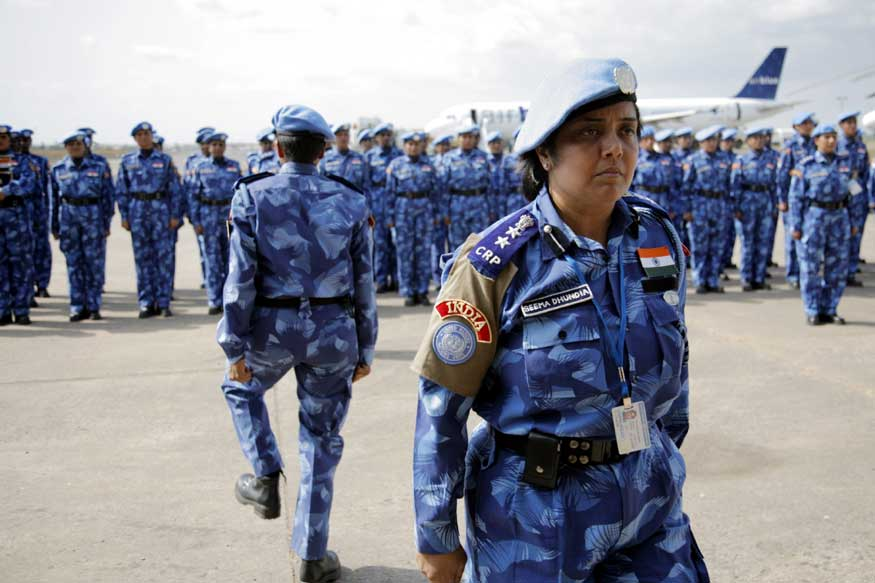 Army to Double its Share of Women in UN Peacekeeping Mission