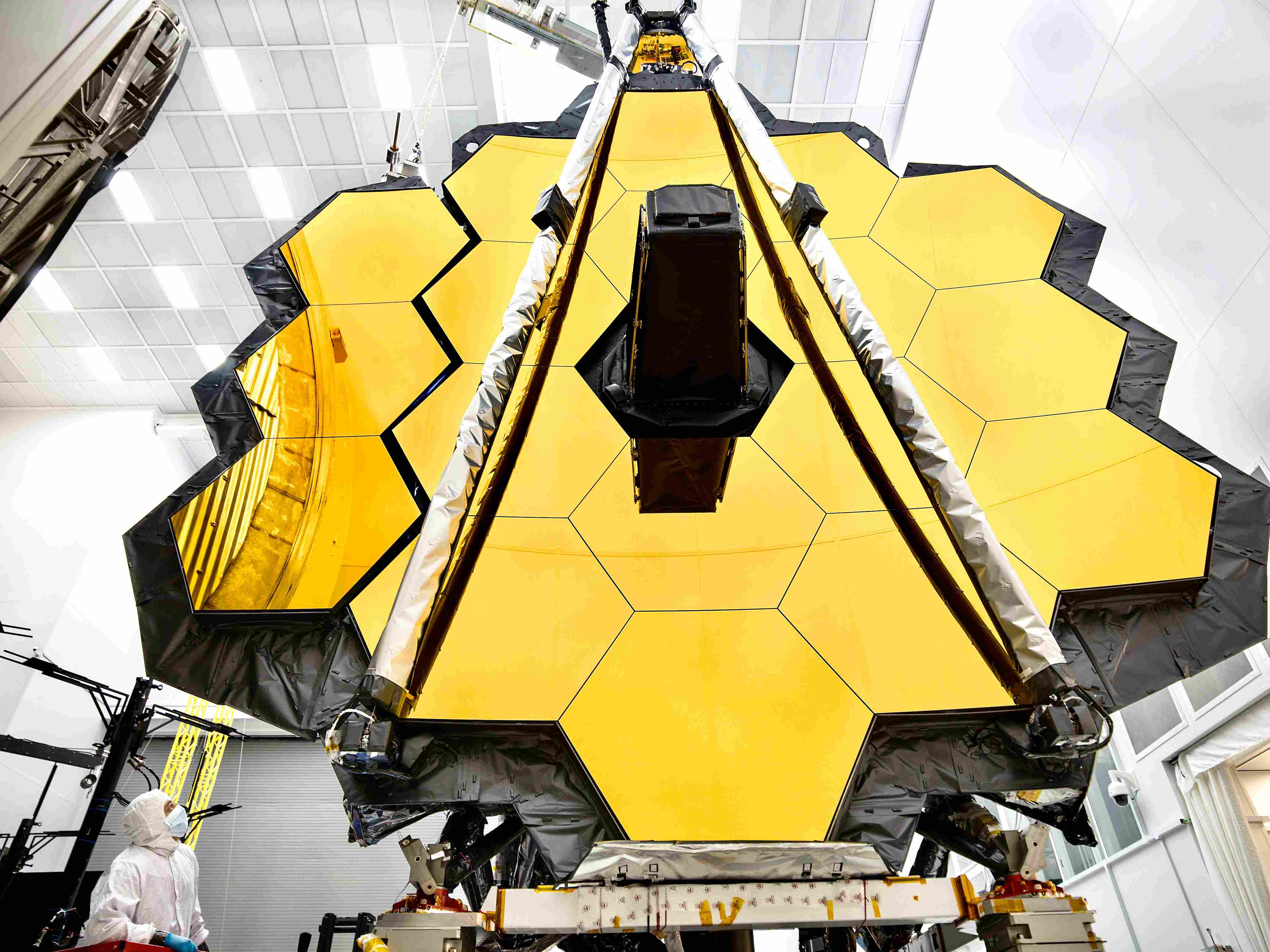 NASA once again delays the launch of James Webb Space Telescope