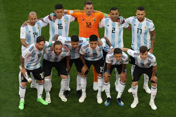 Argentina wins in a do-or-die match against Nigeria