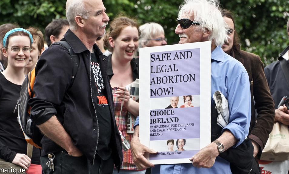Ireland changes history by abolishing decades long ban on abortion