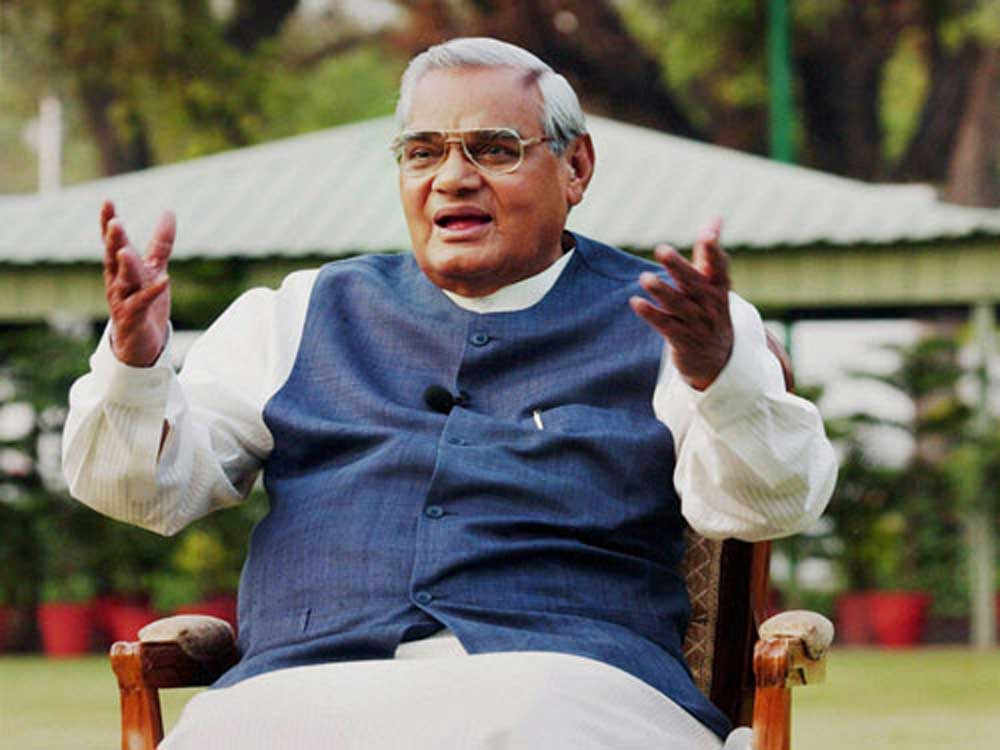 Former India PM Vajpayee admitted into AIIMS hospital