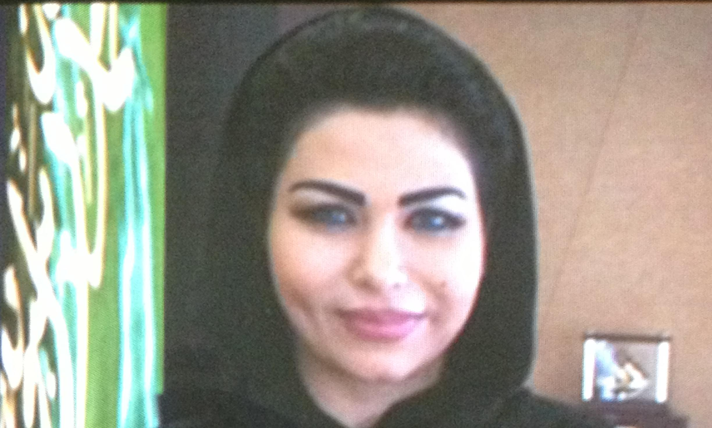 Saudi Arabia TV presenter accused of wearing indecent clothes