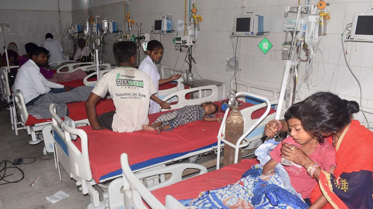 AES Kills 100 Children In Bihar