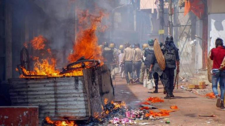 Bengal Violence Turning Into A Blame Game