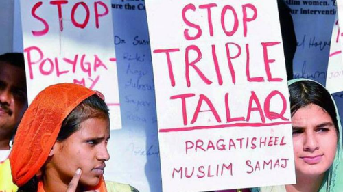 Tracing The Triple Talaq Tale