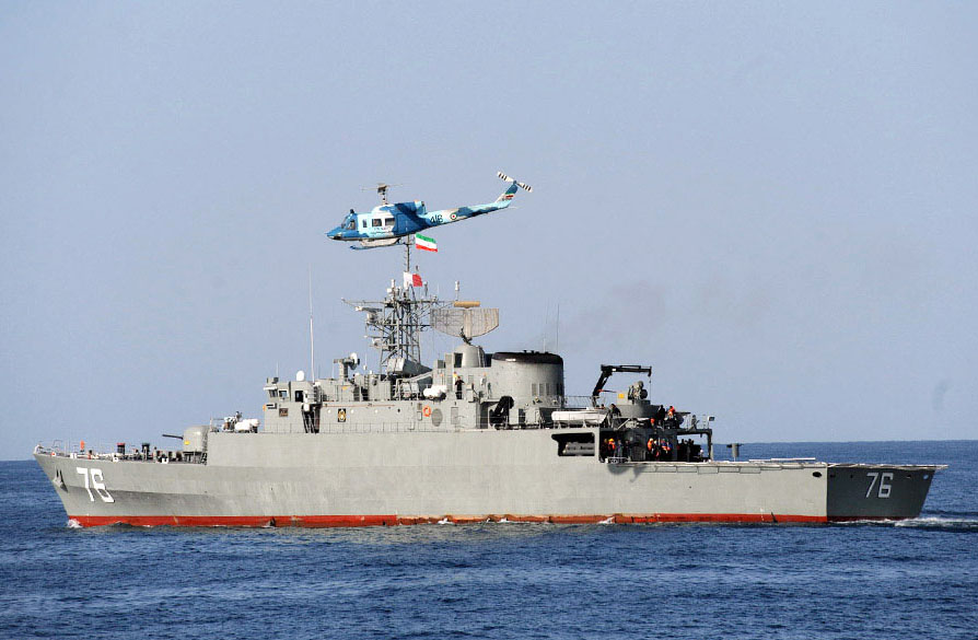 Indian Navy creates history, participates in RIMPAC exercise